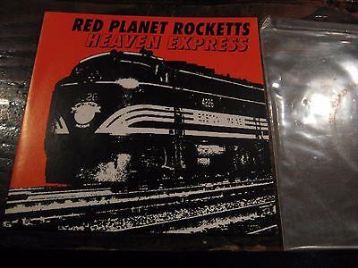 Express-black Rock (Red Planet Rocketts Heaven Express Black Vinyl 7