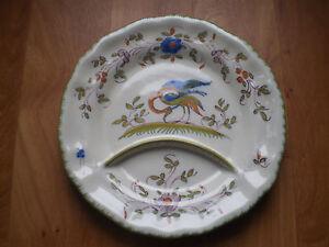 faience ancienne 8 martres tolosane ribet bonnassies assiette asperge tbe ibis ebay