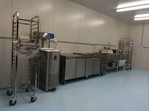 Allergy Friendly Commercial Kitchen Space Available to Share Hornsby Hornsby Area Preview