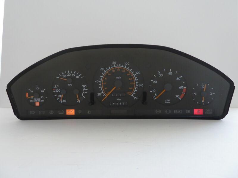 Mercedes Benz 500SL 320SL 320S 500S 400S W140 W129  Instrument cluster (Repair)
