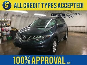 2012 Nissan Murano SL*3.5L V6*AWD*LEATHER*POWER SUNROOF*AWD*HEAT
