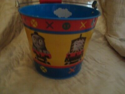 Thomas the Tank Engine Schylling Tin Pail - Brand New - Discontinued - 1997