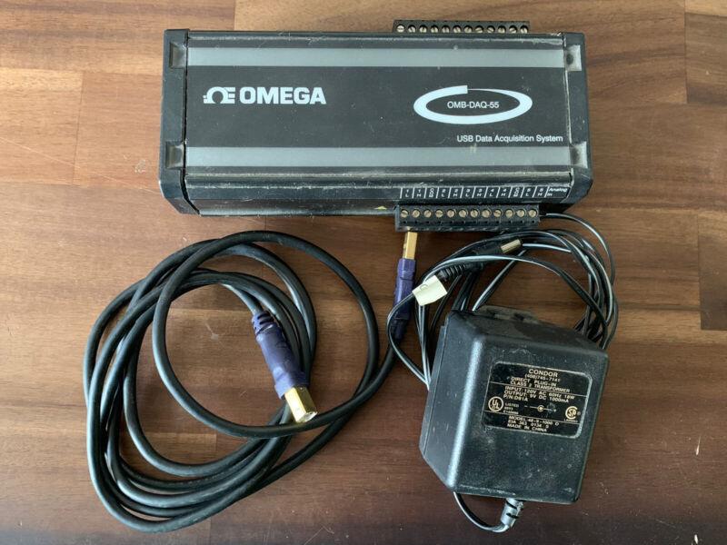 OMEGA MB-DAQ-55 Data acquisition unit DAQ