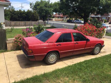 Mercedes 180e 1992