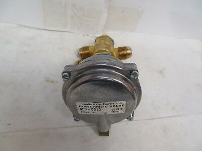 POWERS 3 WAY PILOT VALVE 656-0010 1/2
