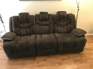***AMAZING DEAL*** New Power Recliner Sofa!!!