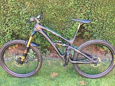 Yeti SB6C Size M Mountain Bike Mtb Carbon - Excellent Condition