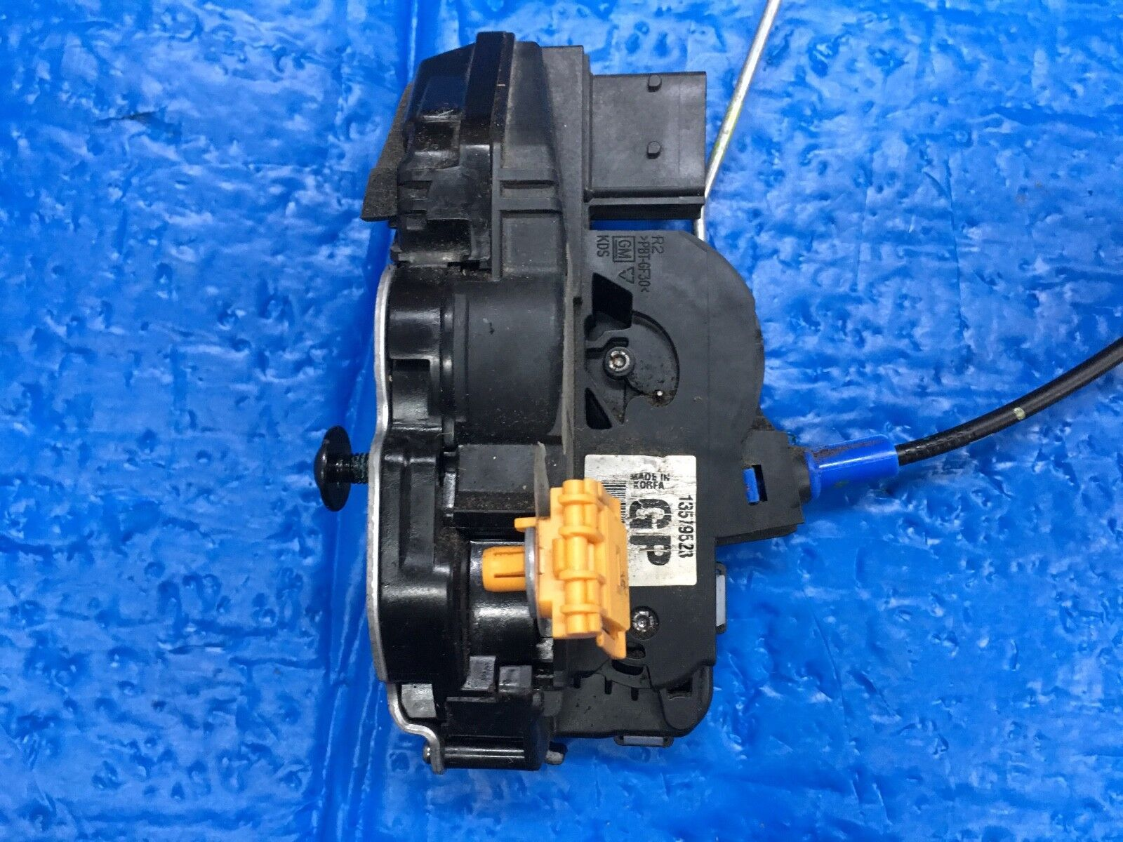 Used Buick Encore Locks And Hardware For Sale Gm Door Actuator Wiring 2013 2017 Right Front Latch Lock