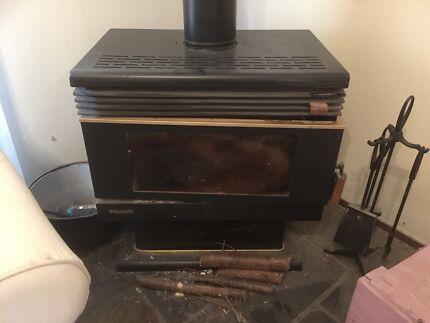 Masport wood heater