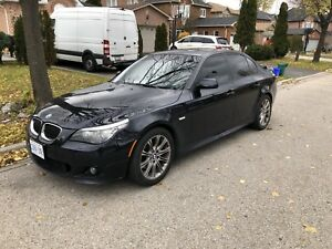 2008 bmw 535xi M PACKAGE