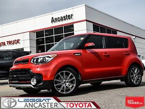 2017 Kia Soul SX Turbo Tech