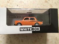 Simca Rallye 2 1976 orange Modellauto 1:43 Whitebox