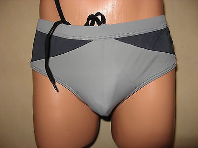 NEW TAGGED MENS HOM ALEXIS MABILLE SHORTY SWIMMING BRIEFS TRUNKS X/LARGE 36/38