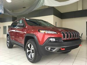 TRAILHAWK GPS 4X4 AWD