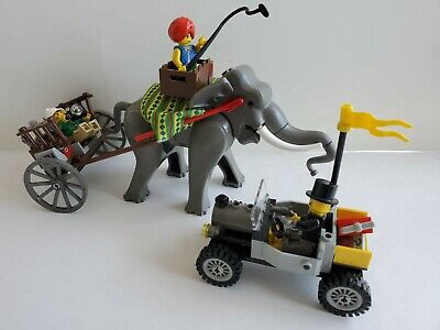 Lego Orient Expedition Elephant Caravan (7414)