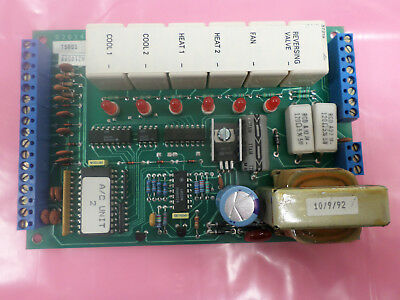 Carrier Temperature Stat Relay Pack Module Assembly - Pcb Board Only Tsr01