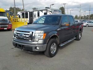 2013 Ford F-150 XLT SuperCrew Standard 6.5ft Box 4WD with Tonnea