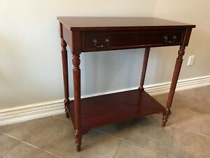 Gorgeous console/hall table from Bombay furniture company