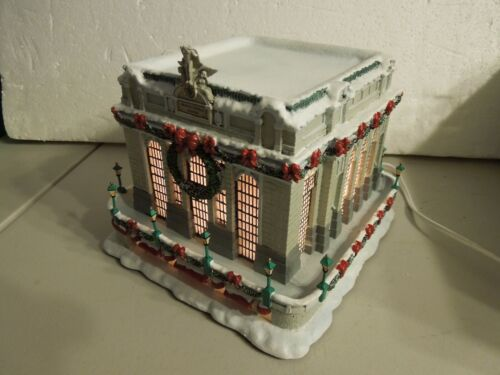"""Hawthorne Village """" Grand Central Station """" Christmas In NY  A1173 #79064"""