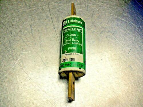 Littelfuse JTD100 Indicator Fuse 500VAC