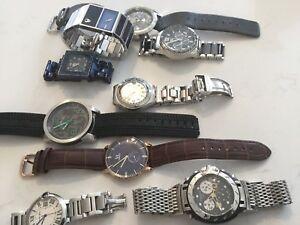 Plusieurs montres