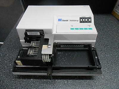 Icn Titertek Multidrop 831 96 Well Plate Liquid Dispenser