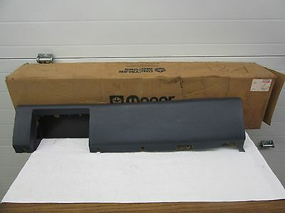 NOS 1989-1992 Dodge Monaco AMC Eagle Lower RH Instrumet Panel Pad 35026662 dp Monaco Medallion