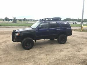 TRD supercharged 4Runner OBO