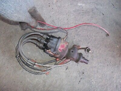 International Farmall 656 Tractor Distributor Drive Assembly Working Tach Drive