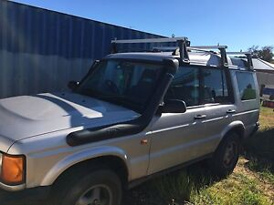 Landrover Discovery TD5 2, (auto problems) Bungendore Queanbeyan Area Preview
