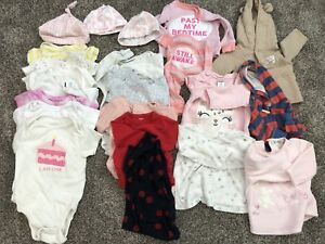 Baby Girl Clothing Lot (31 Pieces)