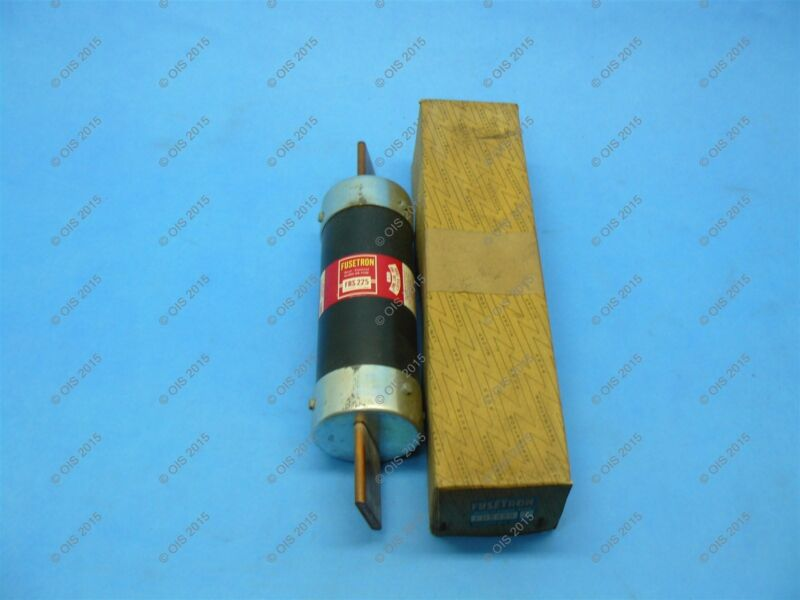 Bussmann FRS225 Time Delay Fuse Class K9 225 AMPS 600 VAC New