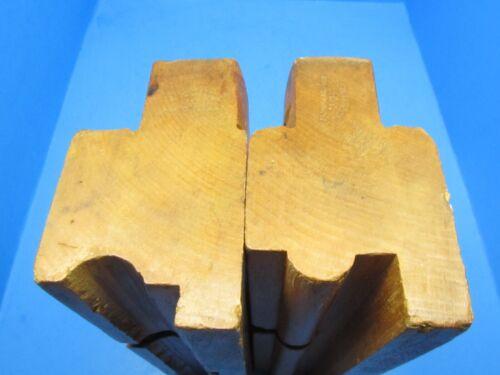 matched pair A Monty Roxton Pond Quebec casement hollow round molding planes