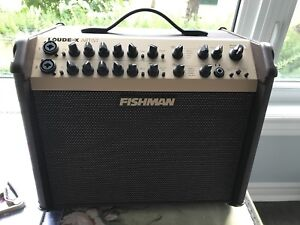 Fishman Loudbox Artist Acoustic Amplifier Mint