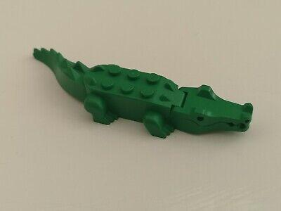 Lego Animal - Alligator / Crocodile, Green (6026c01)