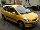 Honda Jazz II 1.3 GD1 Test