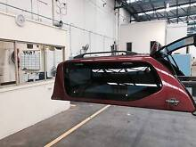 As new Mazda BT50 2014 Flexiglass Flexi Sport Canopy for Sale Doncaster East Manningham Area Preview