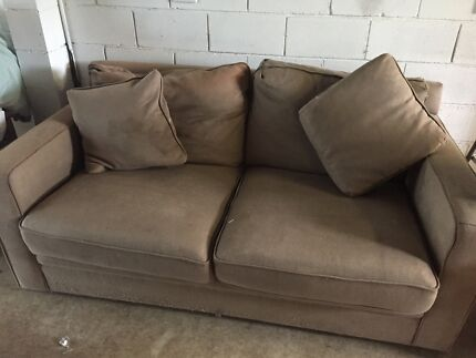 2.5 seater Anderson sofa bed