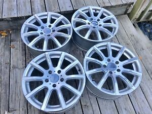 mags 17 pouces , 5x120 ! BMW