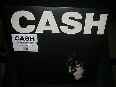 Johnny Cash    American Iv  The Man Comes Around   Brand New Record Lp Vinyl