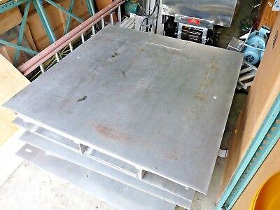Mettler Toledo In Floor Scale With Accessories 1000kg Maximum Capacity