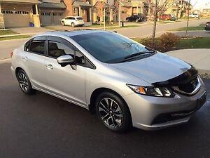 2015 Honda Civic  Extended warranty