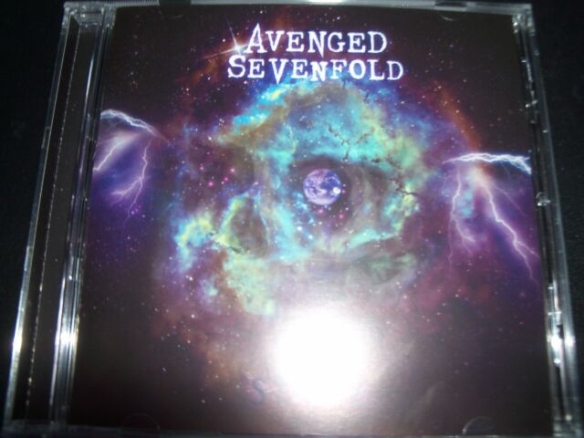 Avenged Sevenhold The Stage (Australia) CD – New
