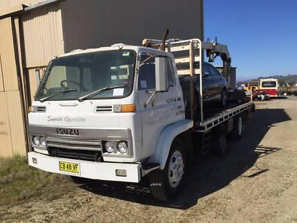 Isuzu Forward JCR500 Albury Albury Area Preview