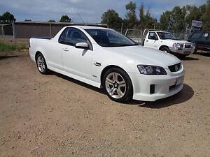 2010 Holden Commodore SV6 Ute Mansfield Mansfield Area Preview