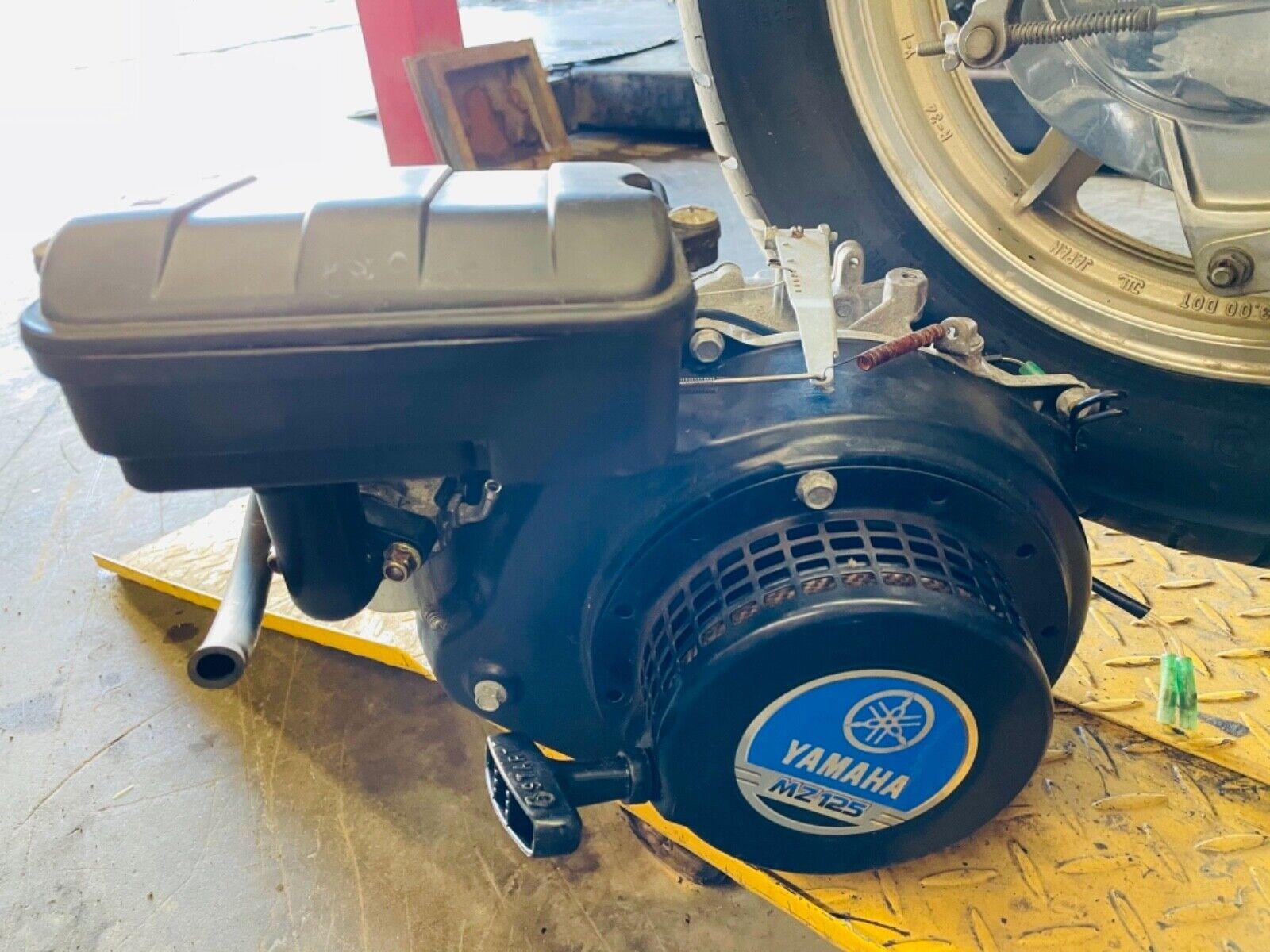 Used 2010-2021 Arctic Cat ZR120 Yamaha SRX120 Engine