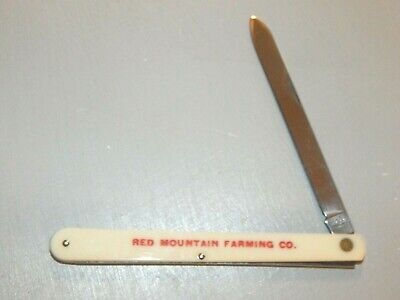 A Case Of 34 Vintage 1980's New Old Stock Colonial USA Melon Tester Knives