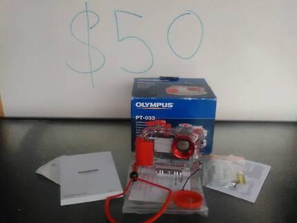 Olympus underwater camera case