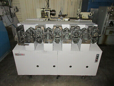 Ex-cell-o Tube Reducing Mill .437 To .375 Model 58-10101