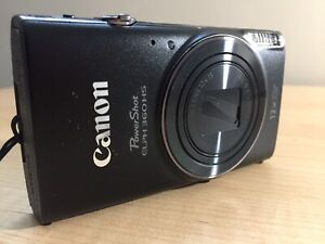 Used Canon PowerShot 360 w/SD Card